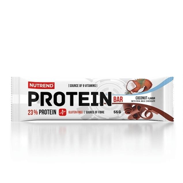 Barra Proteina Coco Chocolate