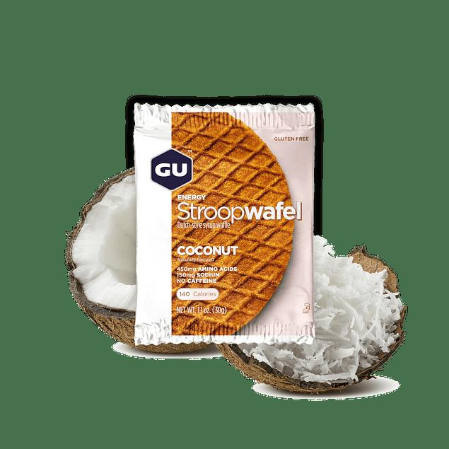 Waffle GU Coconut