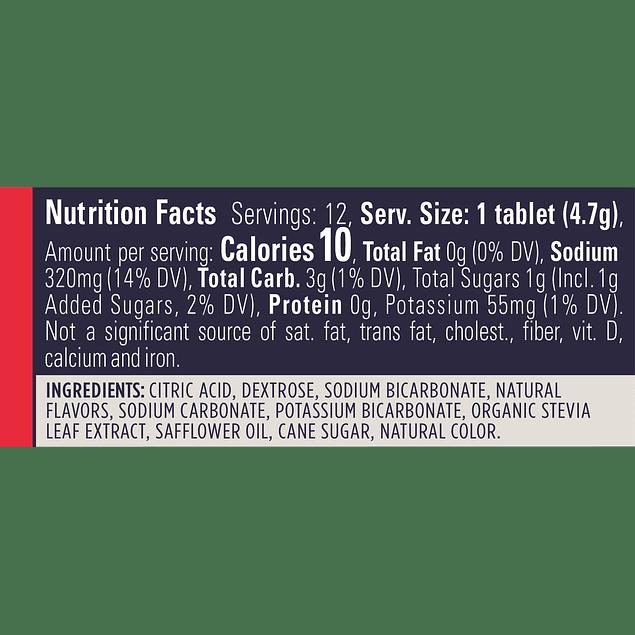 Tabletas Hidratación GU Strawberry Lemonade