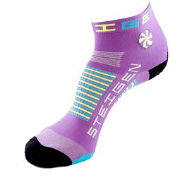 Calcetines Deportivos Steigen Corto Bubblegum Purple