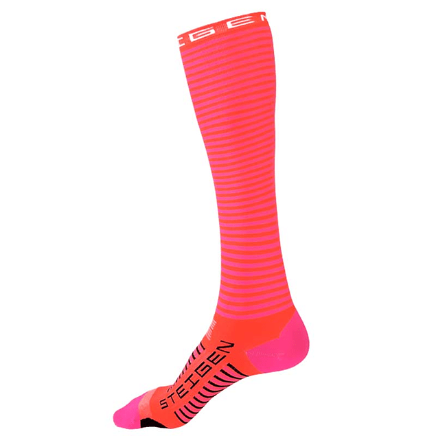 Calcetines Deportivos Steigen Full Flamingo