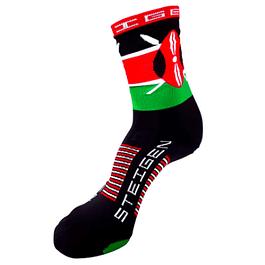 Calcetines Deportivos Steigen Largo Kenya