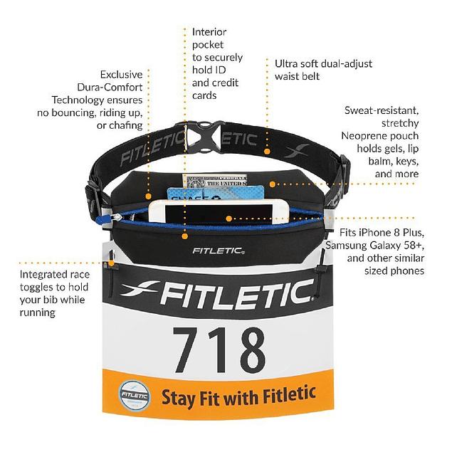 Cinturón Fitletic NEO I Racing