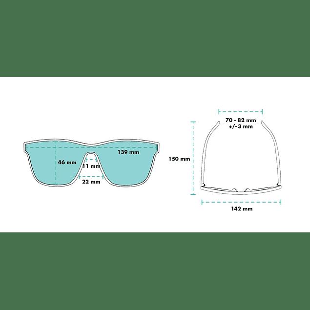 Anteojos de Sol Goodr Voight-Kampff Vision
