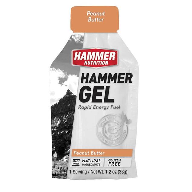 Gel Hammer Peanut Butter