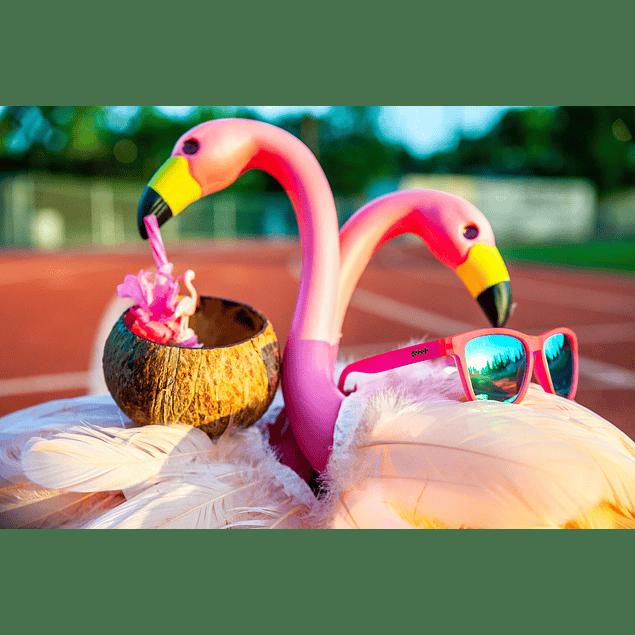 Anteojos de Sol Goodr Flamingos on a Booze Cruise