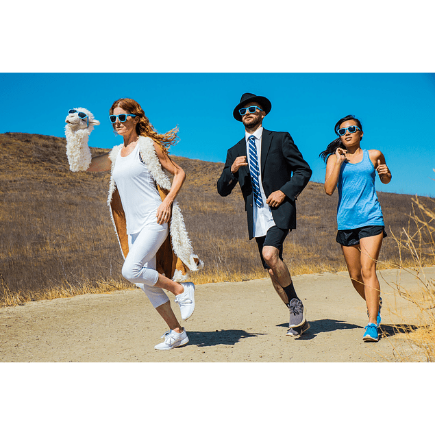 Anteojos de Sol Goodr Frank's Llama Land Ditty