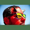 Anteojos de Sol Goodr Whiskey Shots with Satan