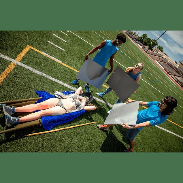 Anteojos de Sol Goodr Sunbathing with Wizards