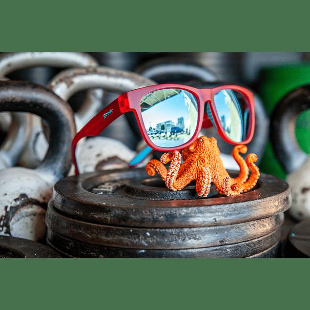 Anteojos de Sol Goodr EMOM (Envy My Octopus Muscles)