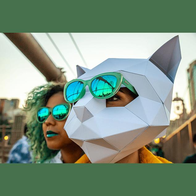 Anteojos de Sol Goodr Schrodinger's Saigon Jade