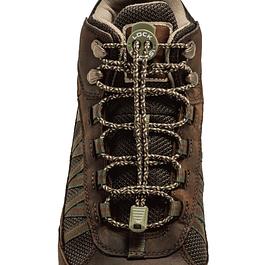 Cordón Elasticado Lock Laces Boot Camuflado