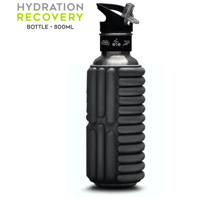 Botella Roller Hidratación y Recovery Sportbr