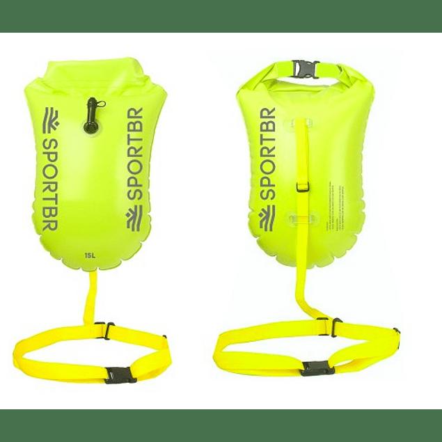 Flotador Triatlón Aguas Abiertas Sportbr