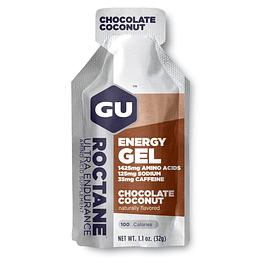 Gel GU Roctane Chocolate Coconut