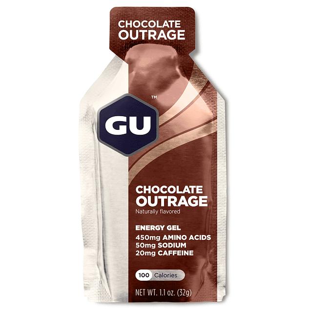 Gel GU Chocolate Outrage