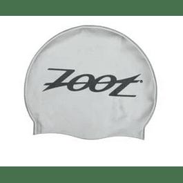 Gorra de Natación ZOOT Plateada