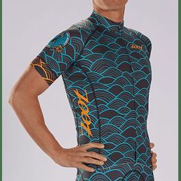 Tricota de Ciclismo Zoot ALOHA Hombre