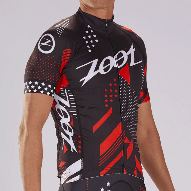 Tricota de Ciclismo Zoot TEAM Hombre