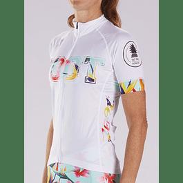 Tricota de Ciclismo Zoot 83 Mujer
