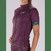 Tricota de Ciclismo Zoot ALOHA Mujer