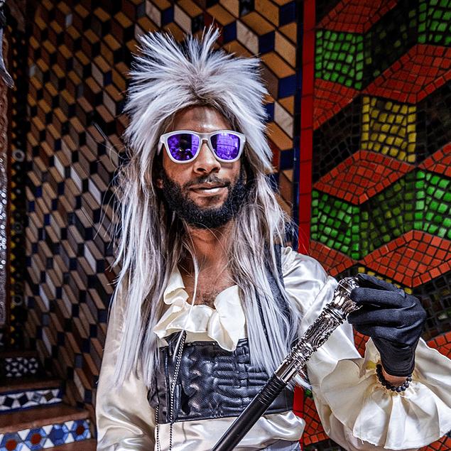 Anteojos de Sol Goodr Power of Voodoo. Who do? You do.