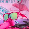 Anteojos de Sol Goodr Do You Even Pistol, Flamingo?