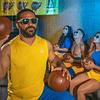 Anteojos de Sol Goodr METCONing for Meatballs