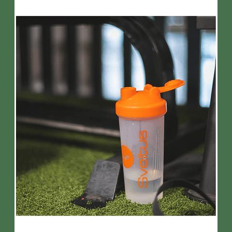 Shaker deportivo 600 ml
