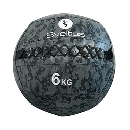Wall ball Camuflado 6 kg