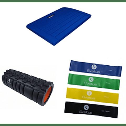 Pack de elongación y fortalecimiento tren inferior