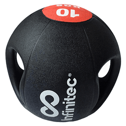 Balon medicinal 10 kg Doble Agarre