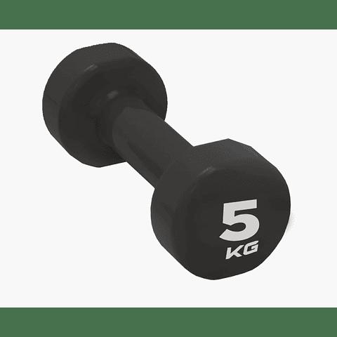 Mancuernas Epoxicas 5 kg Live Up (PAR)