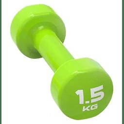Mancuernas Epoxica 1,5 kg Live Up (PAR)