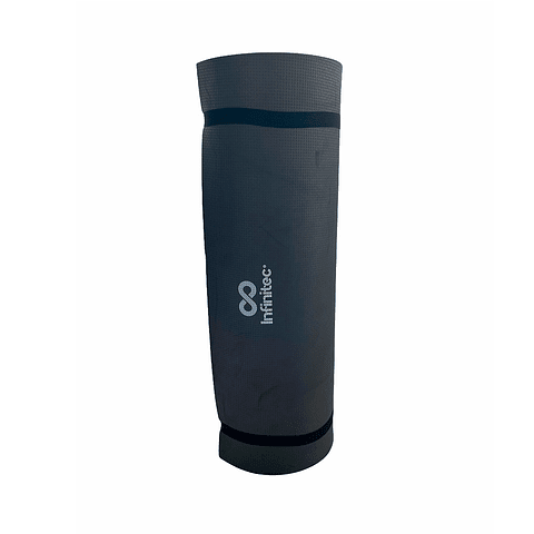 MAT de Yoga 173 x 61 x 1,5 cm - Morado o Negro