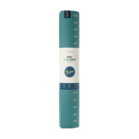 Mat Pro Rubber Ethnic Aqua