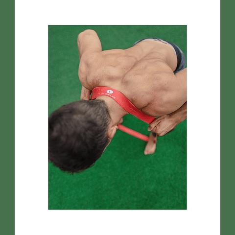 Power band rojo 23-57 kg