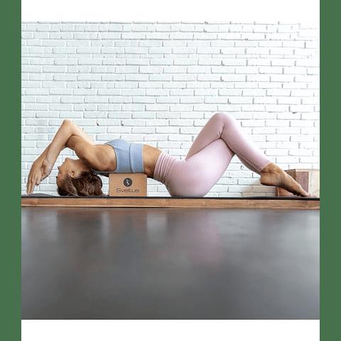 Ladrillo de corcho para Yoga