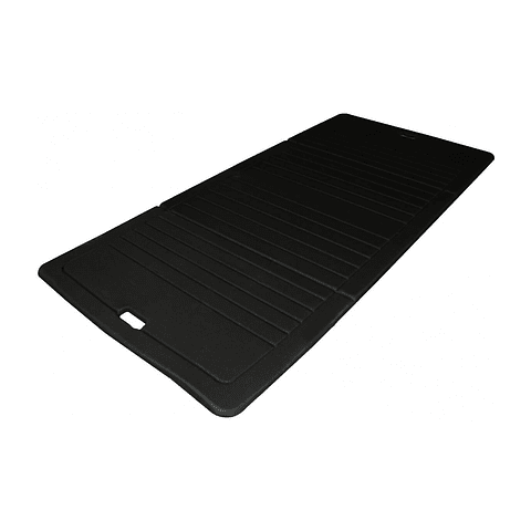 Mat plegable Negro 190x90 cm.