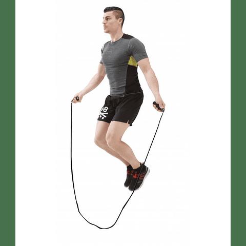 Cuerda de salto aeróbica