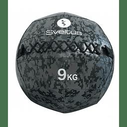 Wall ball Camuflado 9 kg