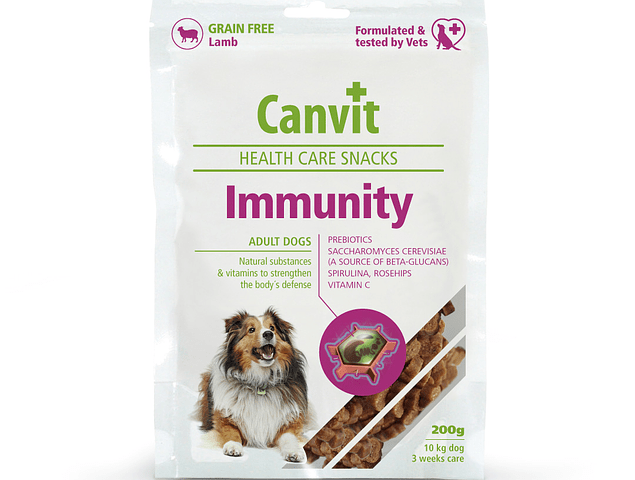 CANVIT Snack Immunity Health Care 200g