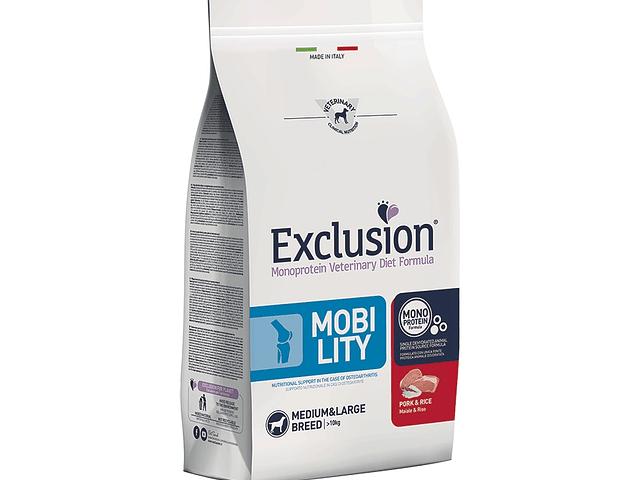 Exclusion Mobility Médio/Grande 12Kg