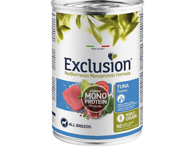Exclusion Noble Grain Atum 400g