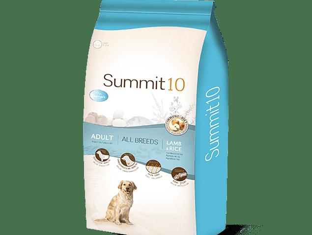 Summit 10 Adult Lamb & Rice 15kg