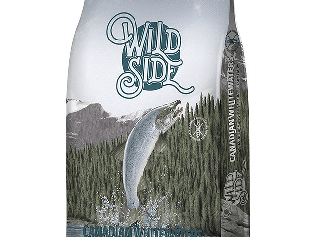 WILD SIDE CANADIAN WHITEWATERS 3KG