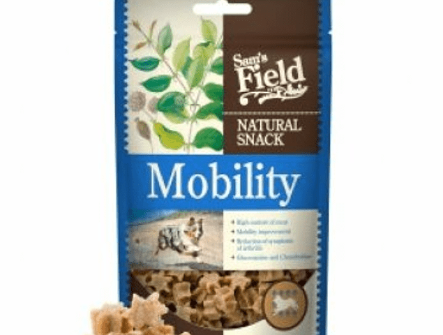 Natural Snack Sam's Field Mobility 200g