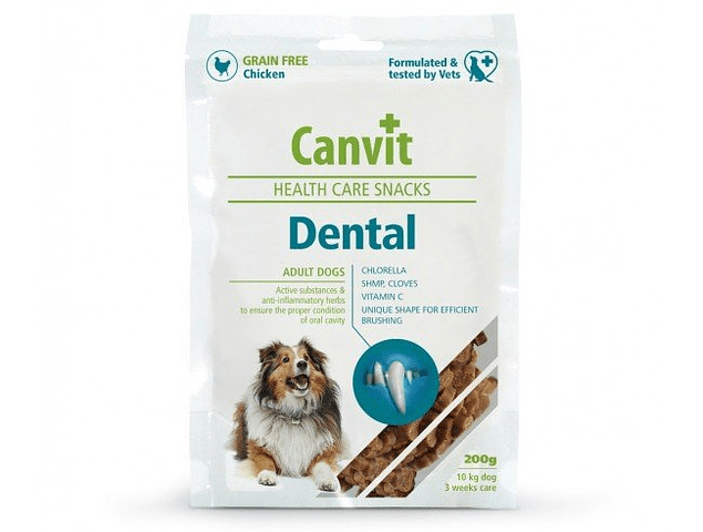 CANVIT Snack Dental Health Care 200g