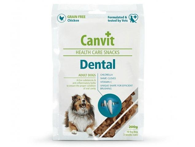 CANVIT Snack Dental Health Care 200g
