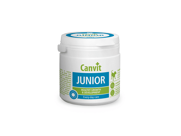 CANVIT Junior For Dogs 230g (230 pastilhas)